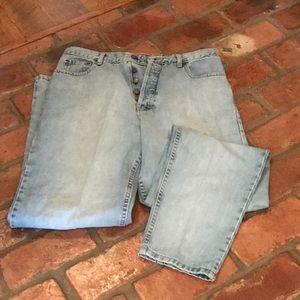 Vintage Eddie Bauer Size 12 jeans